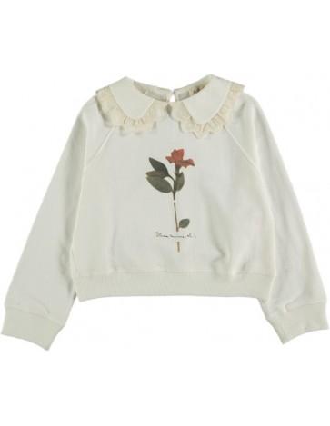 Sweatshirt Short BOBBIN LACE
