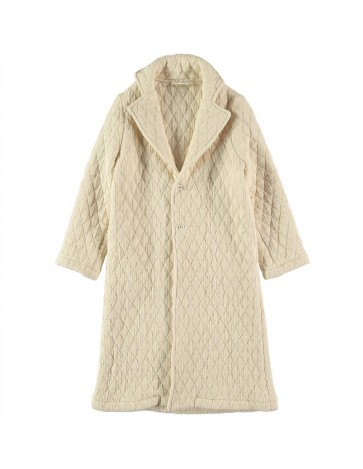 A01-Coat PADDED Cream