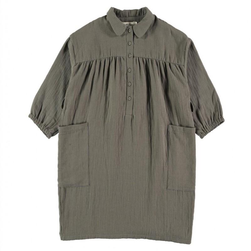 V03-Shirt Dress OVERSIZE