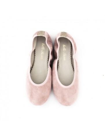 BAILARINA Party - Ante Rosa ballet + Glitter Fino Platino