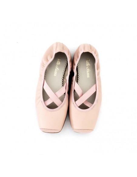 GRACE Puntas Napa 130 - Rosa Ballet
