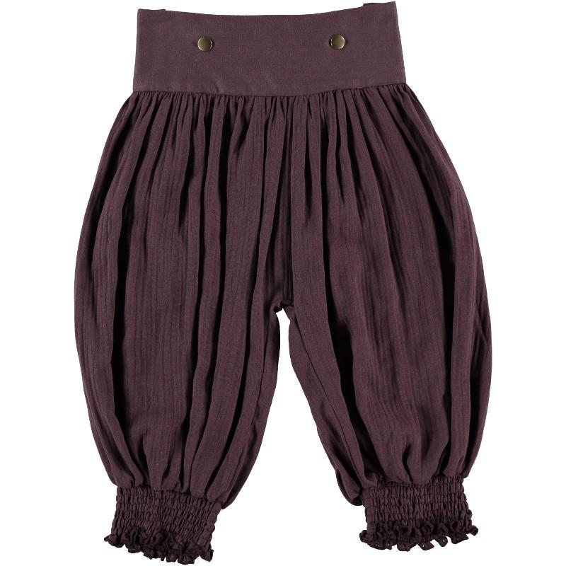 P03-Pantalon BOMBACHO SOROLLA Berenjena