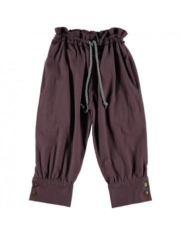 P01-Pantalon PINTOR Berenjena