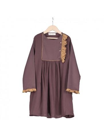 V06-Vestido BOCETO Berenjena