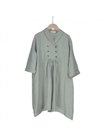 V02-Vestido SIBELIUS Verde