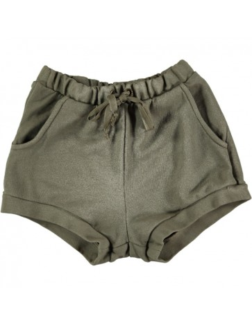 S01-Short PLUSH Khaki