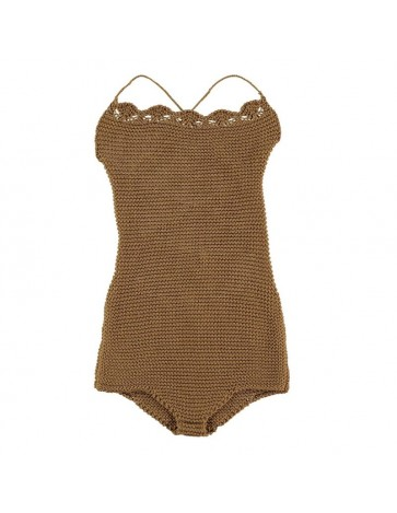 BA06-Swimsuit Crochet