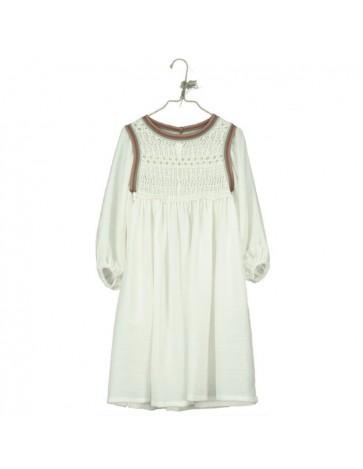 V08-Dress CROCHET