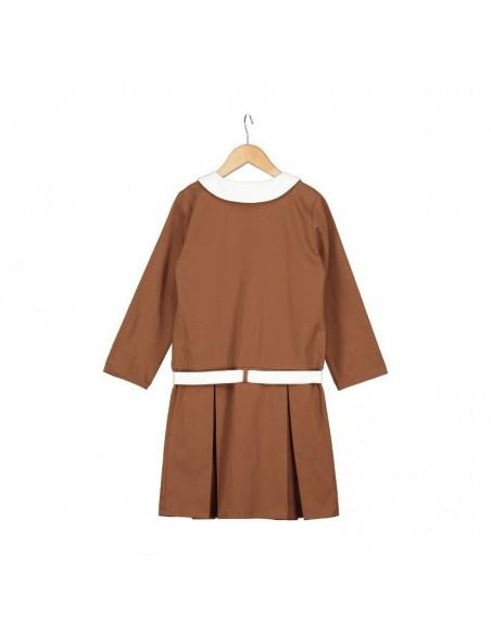 V07 - Vestido BOLSILLOS