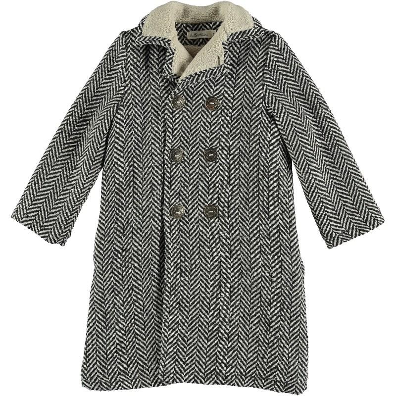 Coat HERRINGBONE (UNISEX)