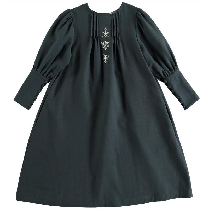 Dress PETTICOAT Washed Blue