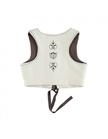 VEST EMBROIDERED