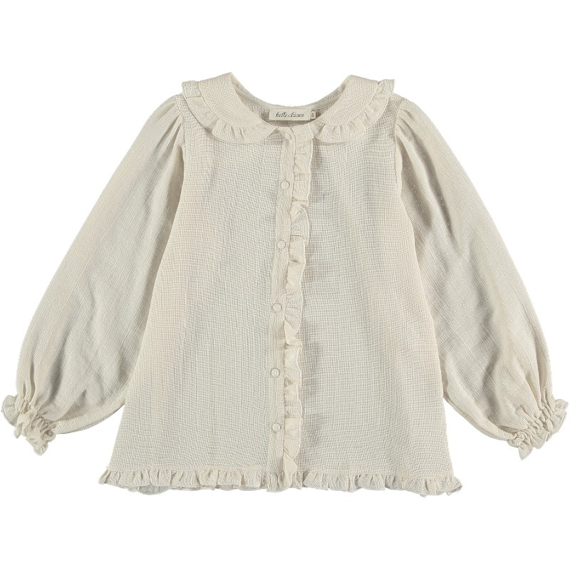 Blouse TWO SIDES Beige