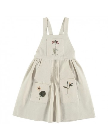 Apron Dress HERBARIUM