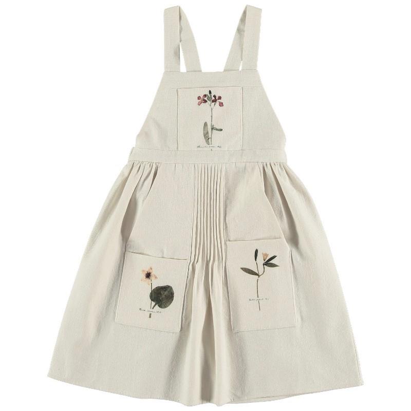 Apron Dress HERBARIUM