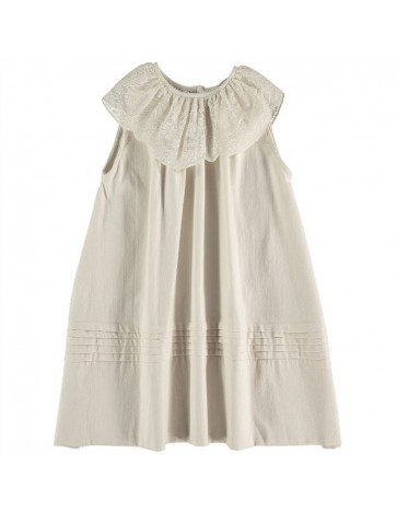 Dress RUFFLED COLLAR