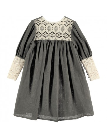 Dress BOBBIN LACE Laurel