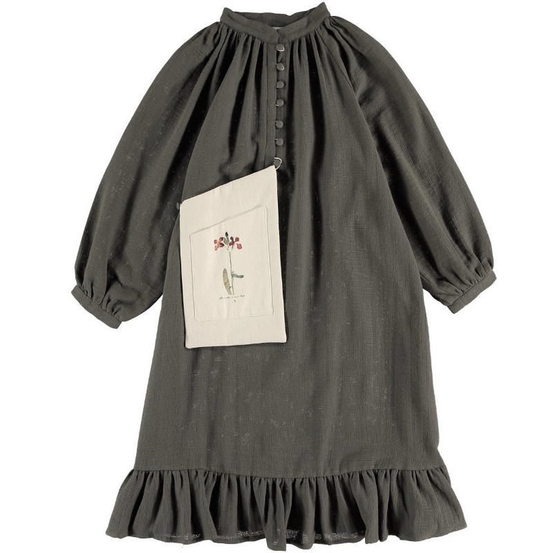 Dress Long POCKET