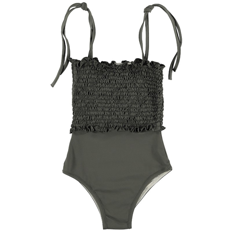 Swimsuit SMOCKED Bay
